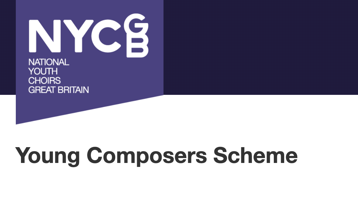 NYCGB Young Composer Scheme 2019/20 - Now Open - Artspod